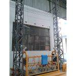 10m aangedreven platform opgeschort platform zlp1000 eenfase 2 * 2.2kw
