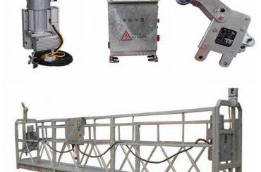 duurzaam hangend werkplatform, l-vormig platform voor het schilderen van hoge plafonds