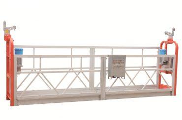 zlp630 gelakt stalen gevelreiniging hangend werkplatform