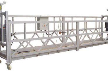 630 kg Elektrische apparatuur met hangende toegang ZLP630 met takel LTD6.3