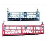 ZLP500 Geopende toegangsapparatuur / gondel / slede / steiger voor constructie