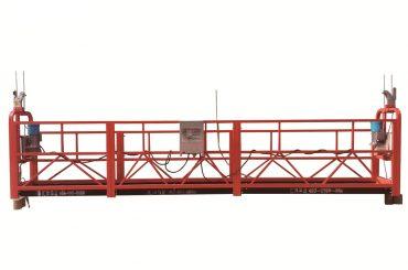 staal / thermisch verzinkt tijdelijk opgehangen platform, zlp500 onderhoudshouder