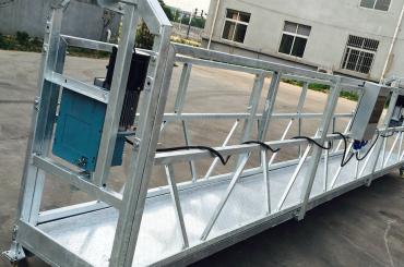 ruitenreiniging zlp630 touw hangend platform gondelzadel met takel ltd6.3