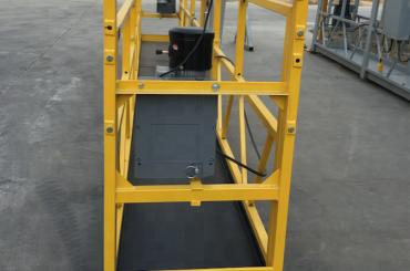 7,5 m tijdelijk opgehangen staaldraadplatform voor constructie