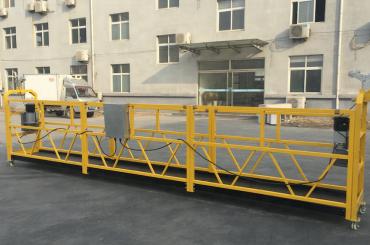 krachtig platform van 6 meter hoogteverschil met gondel met balkoverhang