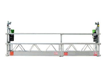 220v / 60hz eenfase opgeschort platform zlp500 zlp630 zlp800 zlp1000
