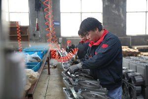 Fabrieksoverzicht