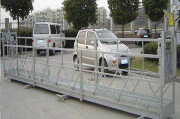 zlp630 touw opgehangen platform / elektrische swing podium / steigers voor glazenwasser