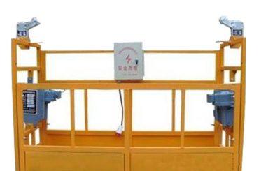 veilige, duurzame constructie-gondel voor decoratie